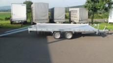 Multi-Transporter für Autos, Baumaschinen, Traktor