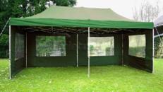 Partyzelt, Pavillon 6m x 3m