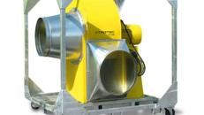 Radialventilator Trotec TFV 900