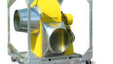Radialventilator Trotec TFV 900 Ex