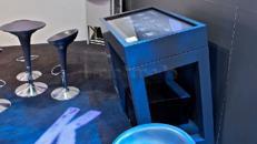 Touchtable Touchtisch Multitouch-Tisch mieten