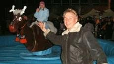 Bullriding Rentier Rodeo verleih, vermietung