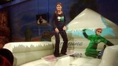 Snowboardsimulator, simulator mieten, leihen