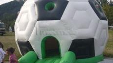 Hüpfburg Fußball mieten, leihen