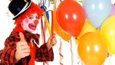 Clown, Clownerie, Kindergeburtstag, Geburtstag