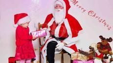 Weihnachtsmann & Nikolaus Vermittlung Mannheim