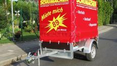 PKW Anhänger Planen Anhänger Krefeld, Tönisvorst