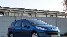 Peugeot 207sw++nur 29€ pro Tag++Km/frei
