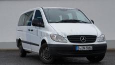 DB Vito (bis zu 9 Sitze) nur 49€ pro Tag++Km frei