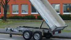 Anhänger - Rückwärtskipper