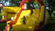 Arch Slide 8 x 4 x 6 Meter. Inkl. MWSt.