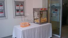 Popcornmaschine 14 UZ   inkl.  MWSt.