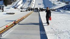 Eisstockbahn, Curlingbahn mieten, leihen