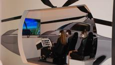 Hubschrauber Simulator, Hubschraubersimulator, Helikopter Simulator
