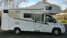 Wohnmobil Carado A361 mit Stockbetten