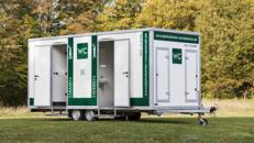Toilettenwagen, Miet WC, Miettoilette, HH, SH, MV