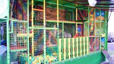 Dschungel-Spielmobil