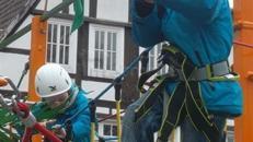 Kinder-Hochseilgarten  Klettergarten mieten