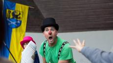 Clown Marco mit Quatschgarantie