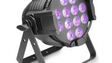 Bühnenscheinwerfer CAMEO 12 x 10 WATT LED RGBWA-UV