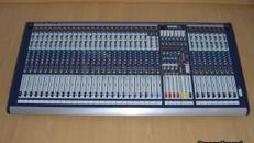 Soundcraft GB 4 Live Mixer 32/8