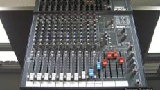 Soundcraft Live Mixer Spirit FX 8