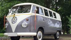 Oldtimer VW Bulli T2 T1 bus hochzeitsautomieten