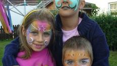 Kinderschminken für viele Gelegenheiten
