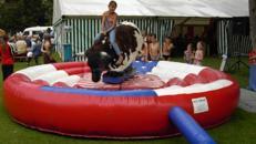 Bull Riding / Bullriding / Rodeo / Bullen reiten