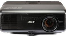 Lens-Shift Projektor 3.500 ANSI » ACER P5281 » 3D