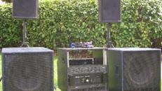 Musikanlage Party Power 3,5kw