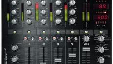 DJ Anlage DJ Rack Mixer Doppel CD Player