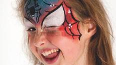 Kinderschminken & Ballonmodellagen, sowie Tattoos
