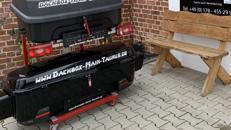 Heckbox inkl. Trägersystem 300 l mieten