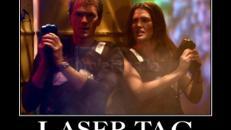 LaserTAG - Der ultimative Spass für jung und alt!