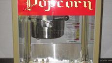 Popcorn Maschinen in verschiedenen Größen