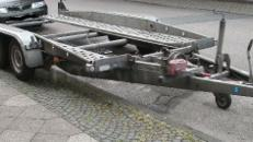 Autotransporter 2500 kg