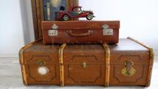 Vintage - Requisiten / Litfaßsäulen