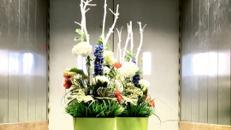 XXL Blumen / Florale Gestecke / Blumen künstlich oder echt!