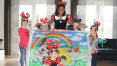 Clown Lucy Spaß und Unterhaltung für Kinder