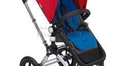 Kinderwagen: Bugaboo Cameleon mit Sitz