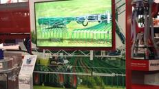 55 Zoll IPS Display; Bildschirm; Screen; TV