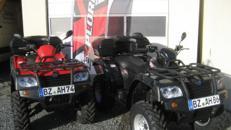 Quad / ATV 600ccm mieten ab 45,-€