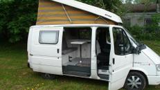 Campingbus, Wohnmobil, Urlaub,Spaß