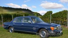 Mercedes 280SE der Luxus vergangener Tage