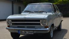 Opel Kadett B Oldtimer , Hochzeit , Geburtstag