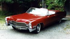 Cadillac de Ville Cabrio 1968