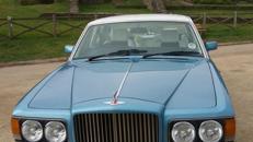 Hochzeitsauto                           Rolls Roys Bentley Turbo R