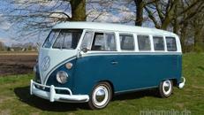 VW Bulli T1 Deluxe