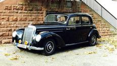 Daimler Benz 220 1953 Hochzeitsauto mieten